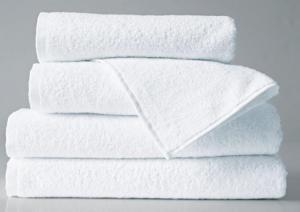 Полотенце махровое белое пл. 500 гр