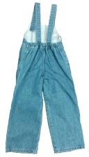 Комбинезон джинсовый для девочек 1805 р.98